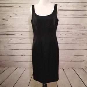LOFT black dress size 6